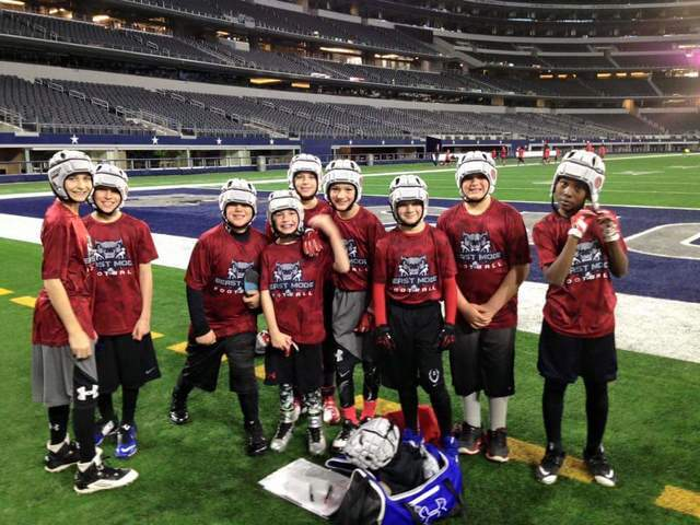 Youth 7on7 Football Signups Texas Elite 7on7 Keller Tx